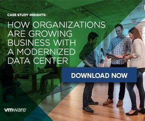 Grow Your Business with a Modernized Data Center - Get VMware from #TECHOnPurpose