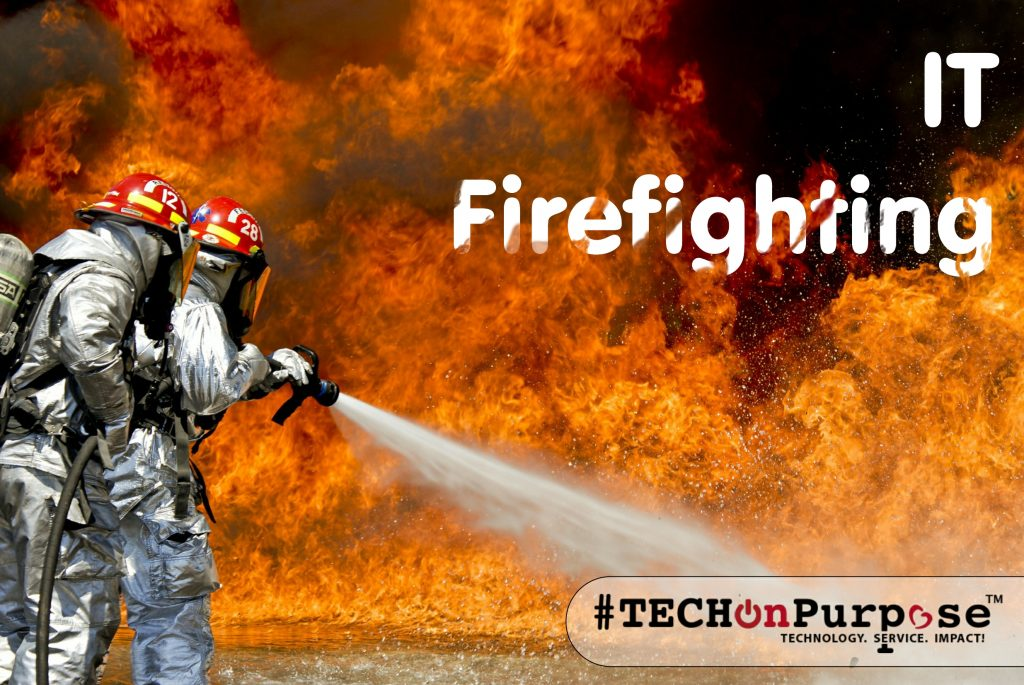 It Firefighting Techonpurpose